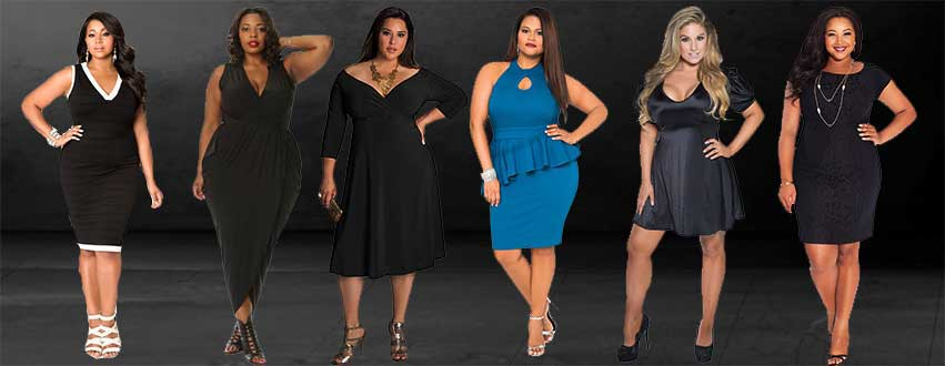 Sexy Dresses For plus Size