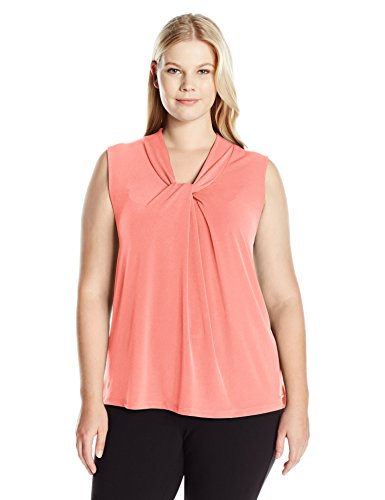 Sleeveless Knot Neck Cami