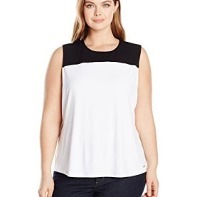 Matte Jersey Sleeveless Top