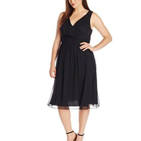 Sleeveless V Neck Jessie Dress