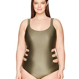 Shimmer One Piece Swimsuit