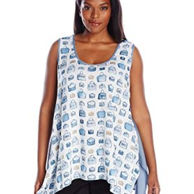 Handkerchief Tank Top