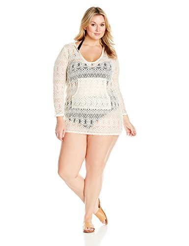 Swimwear Crochet Hooded Cover Up