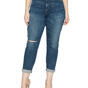 Plus Size Girlfriend Jeans