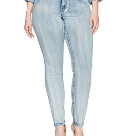 Five Medium Blue Slim Jeans