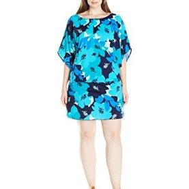 Kangaroo Pouch Caftan Cover up