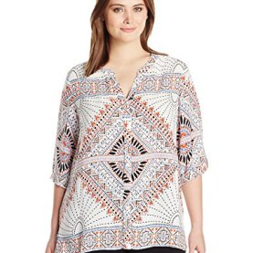 Plus Size Sleeve Liv Blouse