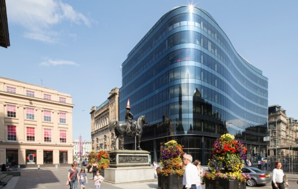 Queen Street Retail Commercial Industrial Scotland