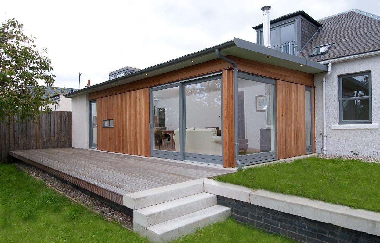 Hailes Gardens Housing Scotlands New Buildings