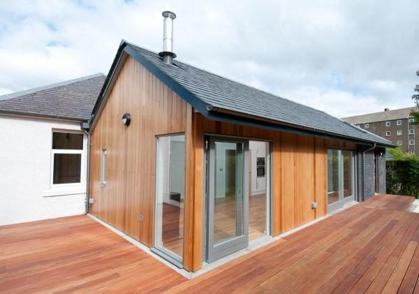 Bungalow Wrap Housing Scotland' Buildings