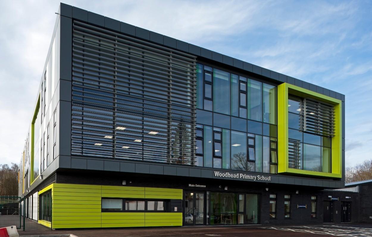 Woodhead Primary School Education Scotlands New