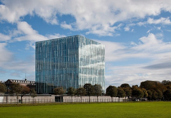 University of Aberdeen New Library Education Scotland