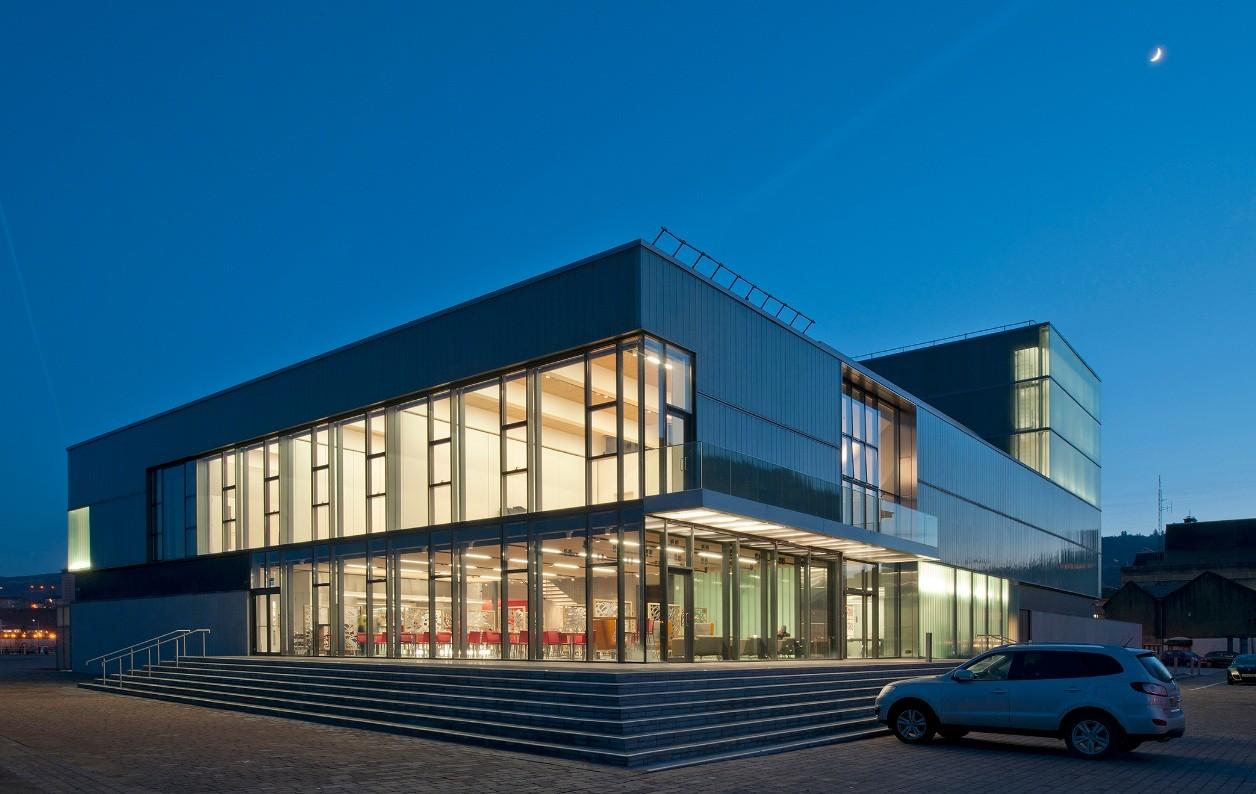 The Beacon Arts Centre  Public  Scotlands New Buildings