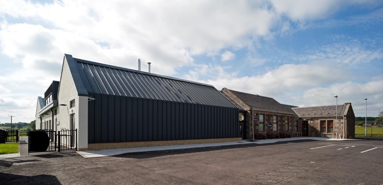 Bent Primary School  Education  Scotlands New Buildings