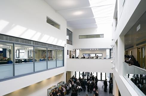 Jordanhill Primary School  Education  Scotlands New Buildings  Architecture in profile the