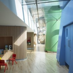 Children Play Kitchen 2 Drawer Base Cabinet Robin House : Health Scotland's New Buildings ...