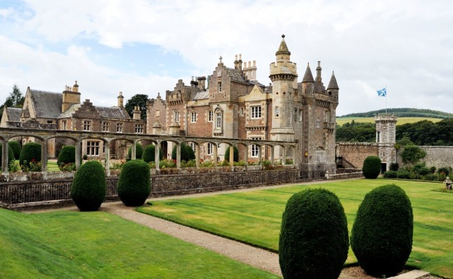 Abbotsford House Secures 1m Heritage Lottery Fund Grant