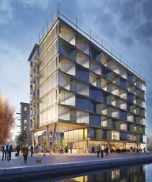 Hotel Design Facade Architecture