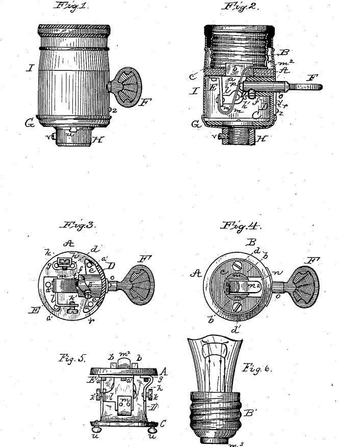 a closer look at a rare bergmann-edison 19th century