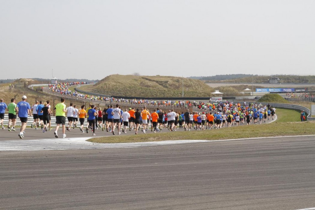 Inschrijving Zandvoort Circuit Run Geopend Startbewijshulp