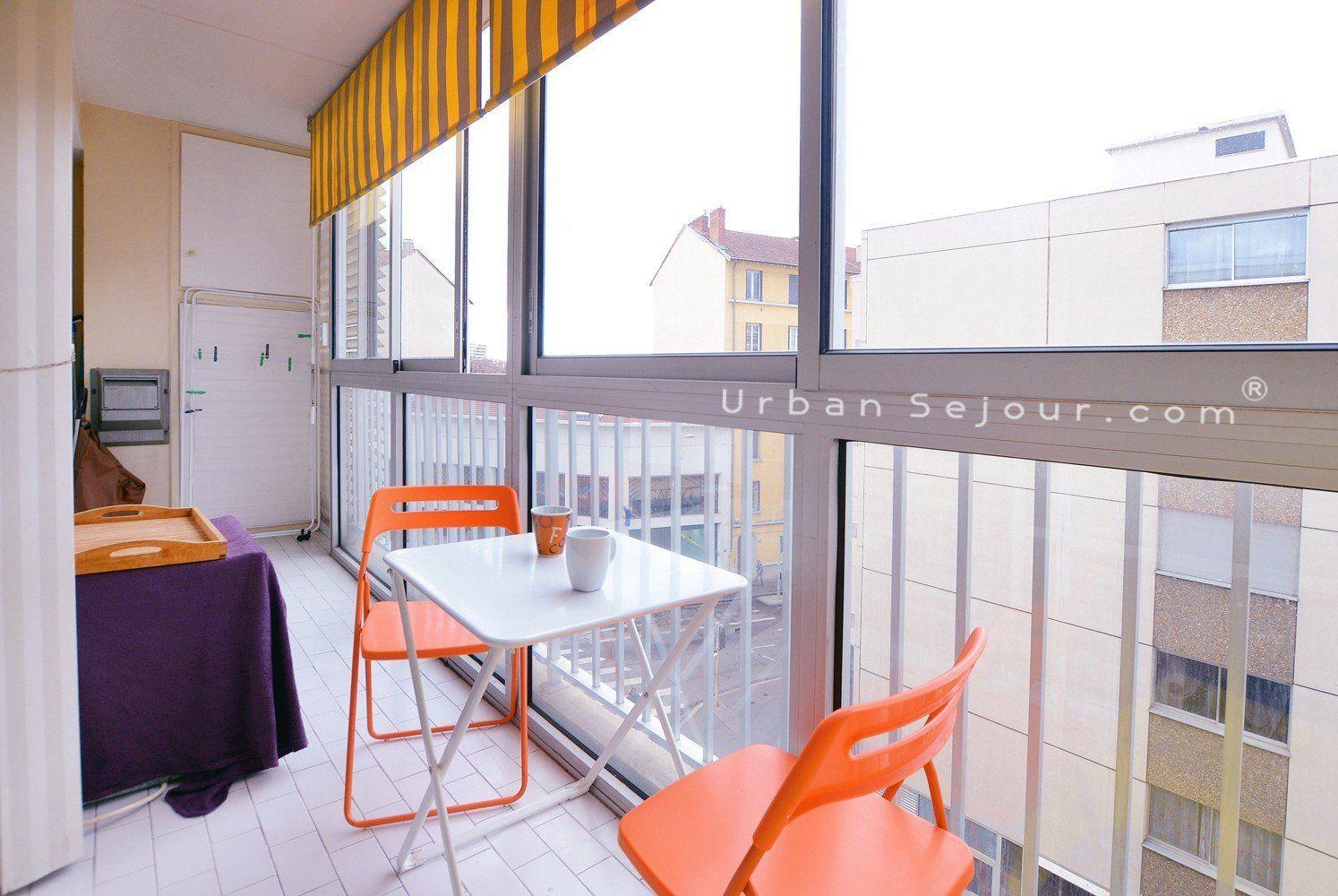Location Appartement meubl 3 chambres  Location saisonnire Lyon 7  Garibaldi Universit