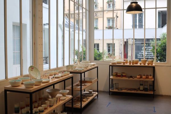 Empreintes is where to find hand-crafted home decorations in Paris.