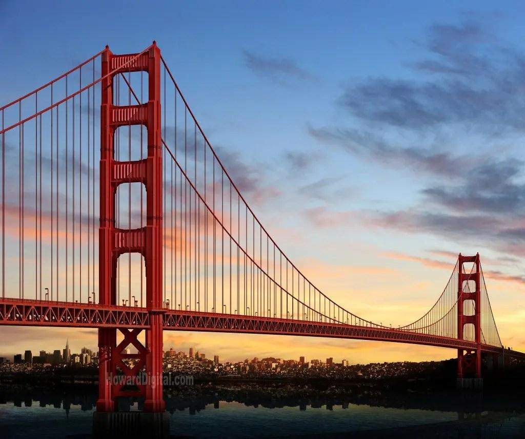 Why The Golden Gate Bridge Is An Engineering Marvel   Urban Splatter