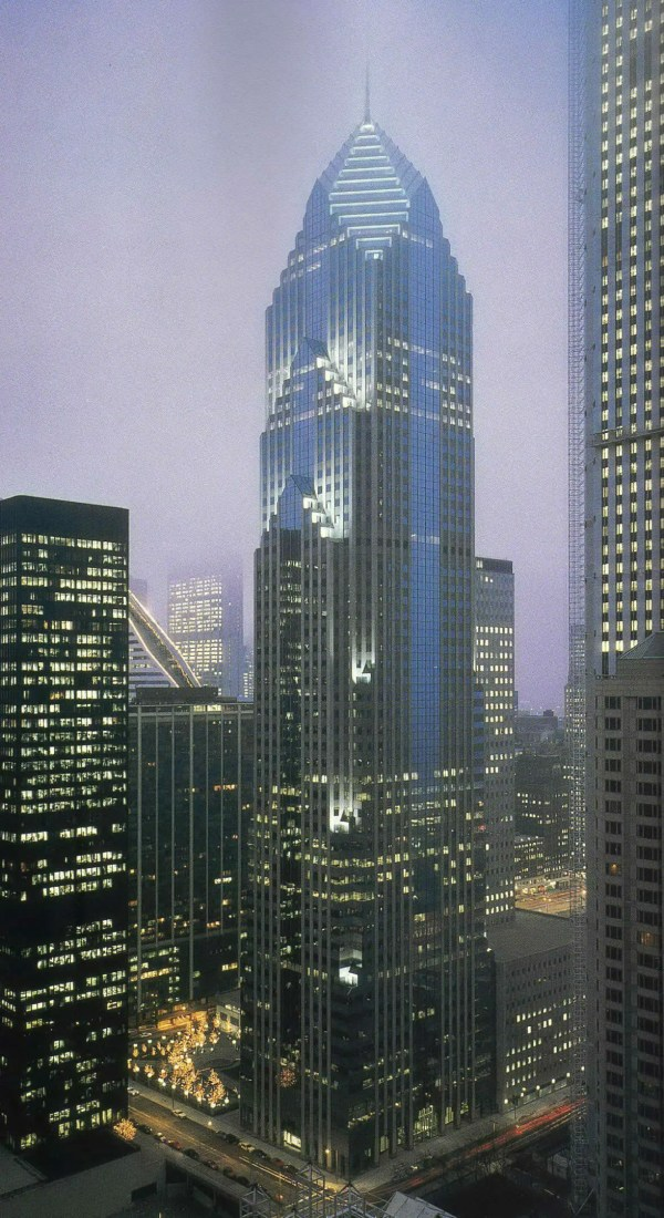 History And Architecture Of Two Prudential Plaza