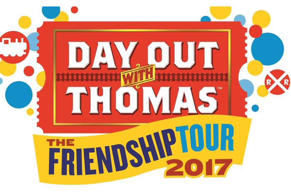 Share this for your chance to Win tickets for A Day Out With Thomas the Train!