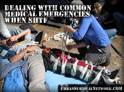 First Aid SHTF