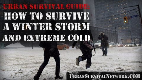 How to Prepare for a Blizzard