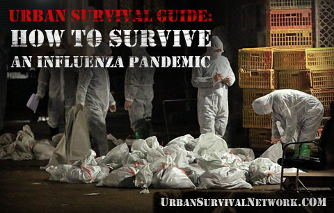 How to Protect Your Family From an Influenza Pandemic