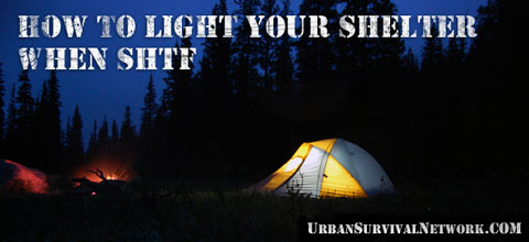 How to light your Survival Retreat when SHTF