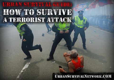 How to Survive a Terrorist Attack