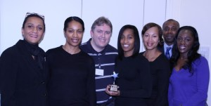 Urban Synergy BYA Personal Development Organisation of the Year Award