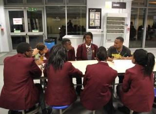 Urban Synergy Conisborough College Feb 2014 15