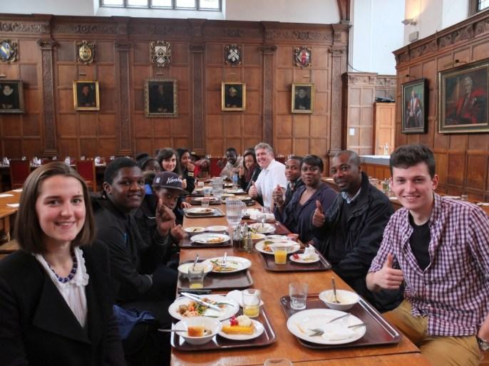 Cambridge University Visit 01
