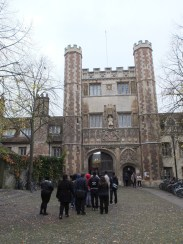 Cambridge University Visit 05