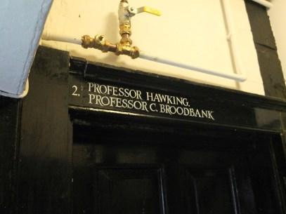 Cambridge University Visit 08