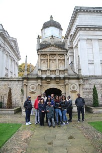 Cambridge University Visit 09