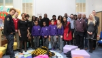Urban Synergy Professional Role Models and volunteers visited Gordonbrock Primary School in Brockley to engage with an audience of 75 students aged 10/11years of age.