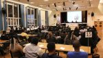 On the 24th November 2015, Urban Synergy hosted a Role Model Seminar at Christ the King Sixth Form College in Lewisham.