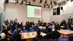 Urban Synergy 'Top Tips to the Top'  Role Model Seminar at Lilian Baylis Technology School in Kennington on Wednesday 20th April.