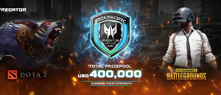 Predator League 2020 Sets April 2021 Comeback