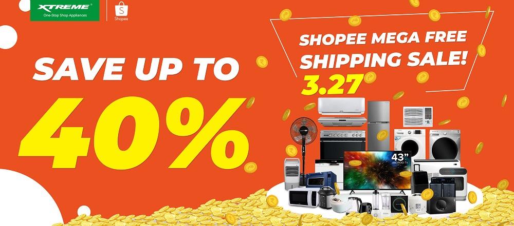 Appliances on Shopee