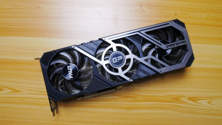 Palit GeForce RTX™ 3070 Gaming Pro OC Review
