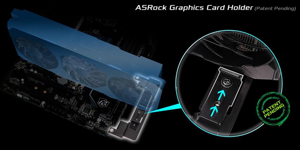 ASRock PG Riptide Graphics Card Holder