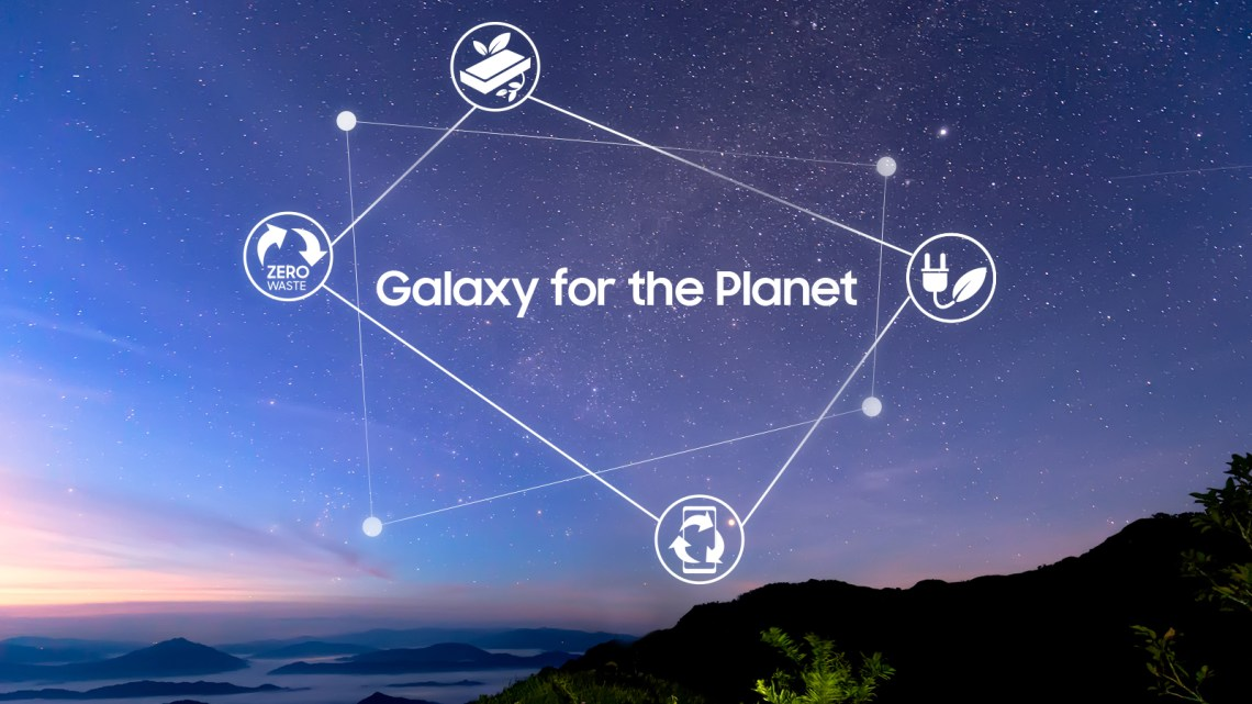 Samsung Reveals Mobile Sustainability Vision: Galaxy for the Planet