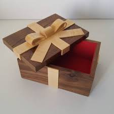 wooden boxes for packaging