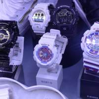 Where to buy G Shock and BabyG watches in Singapore